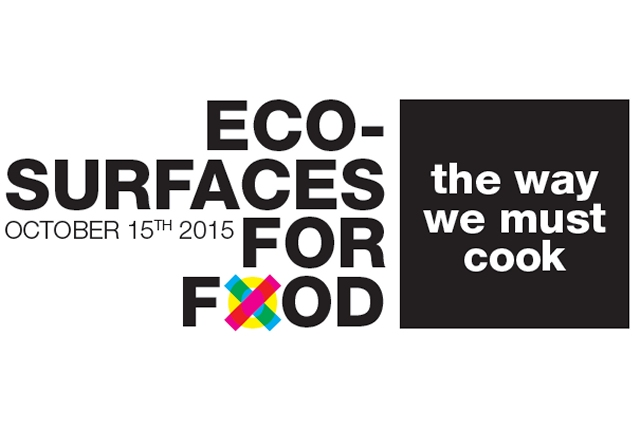 Donelli speaking at Eco-Surfaces for Food
