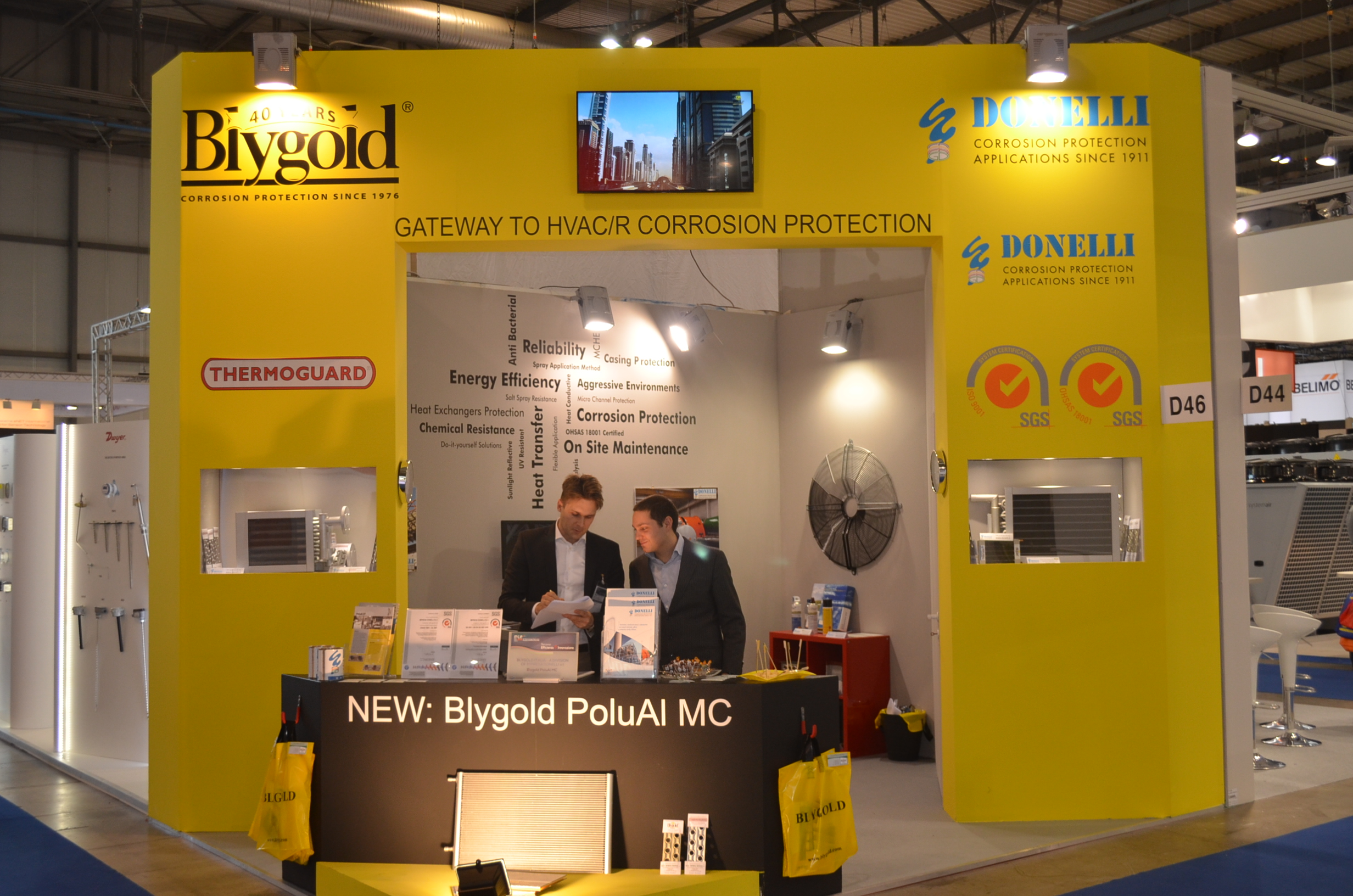 MCE 2016 - Milano, 13-16 March 2016 Pad. 15 Stand D46