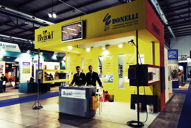 MCE 2016 - Milano, March 15-18 2016 Pav. 15 Booth D46